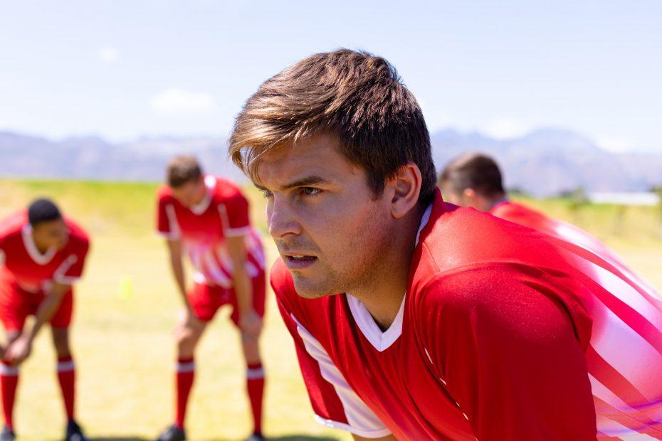 Kända fotbollsspelare